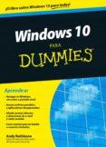 windows 10 para dummies (ebook)-andy rathbone-9788432902611