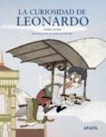 LA CURIOSIDAD DE LEONARDO - 9788469848111 - NURIA HOMS