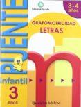 LETRAS. PUENTE LENGUA 3 AÑOS - 9788478875511 - VV.AA.