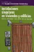 INSTALACIONES SINGULARES EN VIVIENDAS Y EDIFICIOS - 9788496334311 - VV.AA.