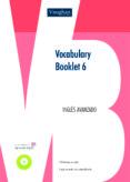 VOCABULARY BOOKLET 6. ALUM + CD - 9788496469211 - VV.AA.