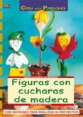 FIGURAS CON CUCHARAS DE MADERA - 9788496550711 - ERNESTINE FITTKAU