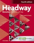 NEW HEADWAY ELEMENTARY WORKBOOK WITH KEY PACK 4 ED. - 9780194770521 - VV.AA.