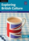 exploring british culture (elementary to advanced) paperback with audio cd-jo ann smith-9780521186421