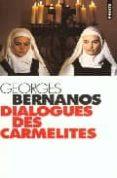 DIALOGUES DES CARMELITES - 9782020285421 - GEORGES BERNANOS