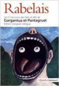 les cinq livres des faits et dits de gargantua et pantagruel-françois rabelais-9782070177721