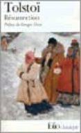 RESURRECTION - 9782070389421 - LEON TOLSTOI