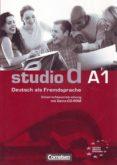 STUDIO D A1: DEUTSCH ALS FREMSPRACHE (LIBRO DEL PROFESOR) - 9783464207321 - VV.AA.