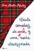 veinte comedias de amor y una noche desesperada (ebook)-ana isabel martin mendez-9788408193821