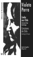 VIOLETA PARRA: CANCIONES DE CHILE - 9788416922321 - VIOLETA PARRA