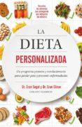 LA DIETA PERSONALIZADA - 9788425357121 - ERAN SEGAL