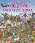 BUSCA LOS ANIMALES DE LA TIERRA - 9788430531721 - VV.AA.