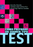 COMO PREPARAR UN EXAMEN TIPO TEST (3ª ED.) - 9788431331221 - MAIRA BES RASTROLLO
