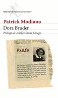 DORA BRUDER - 9788432228421 - PATRICK MODIANO