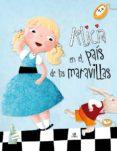 ALICIA EN EL PAIS DE LAS MARAVILLAS - 9788466233521 - LEWIS CARROLL