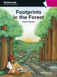 FOOTPRINTS IN THE FOREST + CD - 9788466811521 - VV.AA.