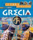 ATLAS ILUSTRADO DE LA GUERRA EN LA ANTIGÜEDAD: GRECIA - 9788467729221 - VV.AA.