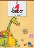 LECO 1: LEO, ESCRIBO Y COMPRENDO - 9788478691821 - J. LUIS GALVE MANZANO