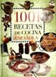 1001 RECETAS DE COCINA ESPAÑOLA - 9788479718121 - VV.AA.