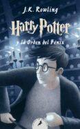 HARRY POTTER Y LA ORDEN DEL FENIX - 9788498383621 - J.K. ROWLING