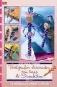 boligrafos decorados con tiras de scoubidou-inge walz-9788498740721