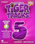 TIGER 5º PRIMARY ACTIVITY BOOK A PACK - 9780230431331 - VV.AA.
