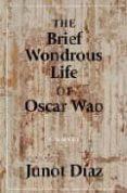 THE BRIEF WONDROUS LIFE OF OSCAR WAO - 9780571241231 - JUNOT DIAZ
