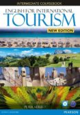 ENGLISH FOR INTERNATIONAL TOURISM INTERMEDIATE NEW EDITION COURSEBOOK WITH DVD-ROM - 9781447923831 - VV.AA.