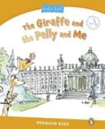 PENGUIN KIDS 3 GIRAFFE AND THE PELLY, THE (DAHL) READER - 9781447931331 - VV.AA.