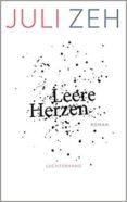 LEERE HERZEN - 9783630875231 - JULI ZEH