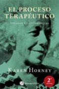 el proceso terapéutico-karen horney-9788416145331