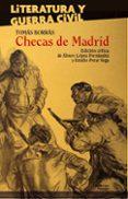 CHECAS DE MADRID - 9788417134631 - TOMAS BORRAS