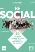 BE SOCIAL - 9788417277031 - NAVAS JORDI