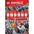LEGO NINJAGO. 1.001 ADHESIVOS: CORRE Y LUCHA - 9788417354831 - VV.AA.