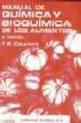 MANUAL DE QUIMICA Y BIOQUIMICA DE LOS ALIMENTOS (2ª ED.) - 9788420008431 - T.P. COULTATE