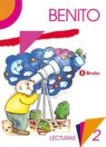 BENITO LECTURAS, 2º EDUCACION PRIMARIA - 9788421621431 - ALFREDO GOMEZ CERDA