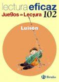 LUISON JUEGO LECTURA EFICAZ - 9788421697931 - M TRINIDAD LABAJO GONZALEZ