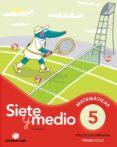 CALCULO SIETE Y MEDIO 5 (BAOBAB) - 9788430778331 - VV.AA.