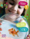 NATURAL SCIENCE 1. 1º PRIMER CICLO - 9788467863031 - VV.AA.