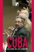 CUBA: LA HORA DE LOS MAMEYES - 9788483193631 - JOSE MANUEL MARTIN MEDEM