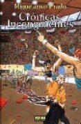 CRONICAS INCONGRUENTES (2ª ED.) - 9788484316831 - MIGUELANXO PRADO
