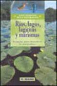 RIOS, LAGOS, LAGUNAS Y MARISMAS: ECOGUIA PARA DESCUBRIR LA NATURA LEZA - 9788489840331 - VV.AA.
