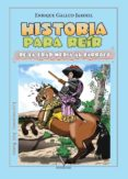HISTORIA PARA REIR DE LA EDAD MEDIA AL BARROCO - 9788490743331 - ENRIQUE GALLUD JARDIEL