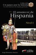 el amanecer de hispania (2ª ed.)-sergio remedios sanchez-9788490817131