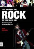 GUÍA UNIVERSAL DEL ROCK - 9788496222731 - JORDI BIANCIOTTO