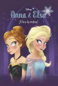 FROZEN. ANNA Y ELSA. ¡VIVA LA REINA! - 9788499517131 - WALT DISNEY