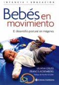 BEBÉS EN MOVIMIENTO - 9789507545931 - LILIANA GRUSS