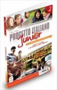 PROGETTO ITALIANO JUNIOR 2  - LIBRO DELLO STUDENTE + CD + DVD - 9789606930331 - VV.AA.