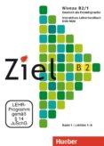 ZIEL B2. BAND 1. LEKTION 1-8. INTERAKTIVES LEHRERHANDBUCH: DEUTSCH ALS FREMDSPRACHE ( NM)( SB) - 9783191516741 - VV.AA.