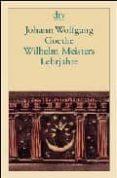 WILHELM MEISTERS LEHRJAHRE - 9783423124041 - JOHANN WOLFGANG VON GOETHE